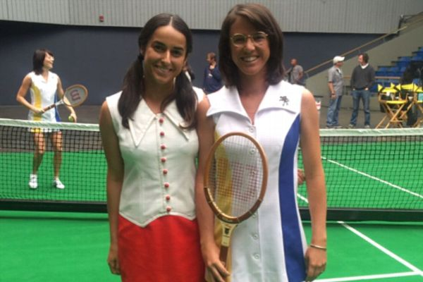 Battle of the sexes tennis pics 57