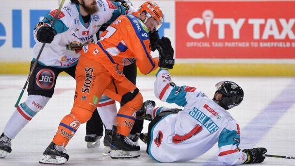 Nhl U K Hockey League S Skate Kick Suspension Is Baffling