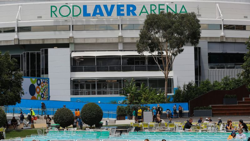 Australian Open 2018 - tournament schedule, news, live