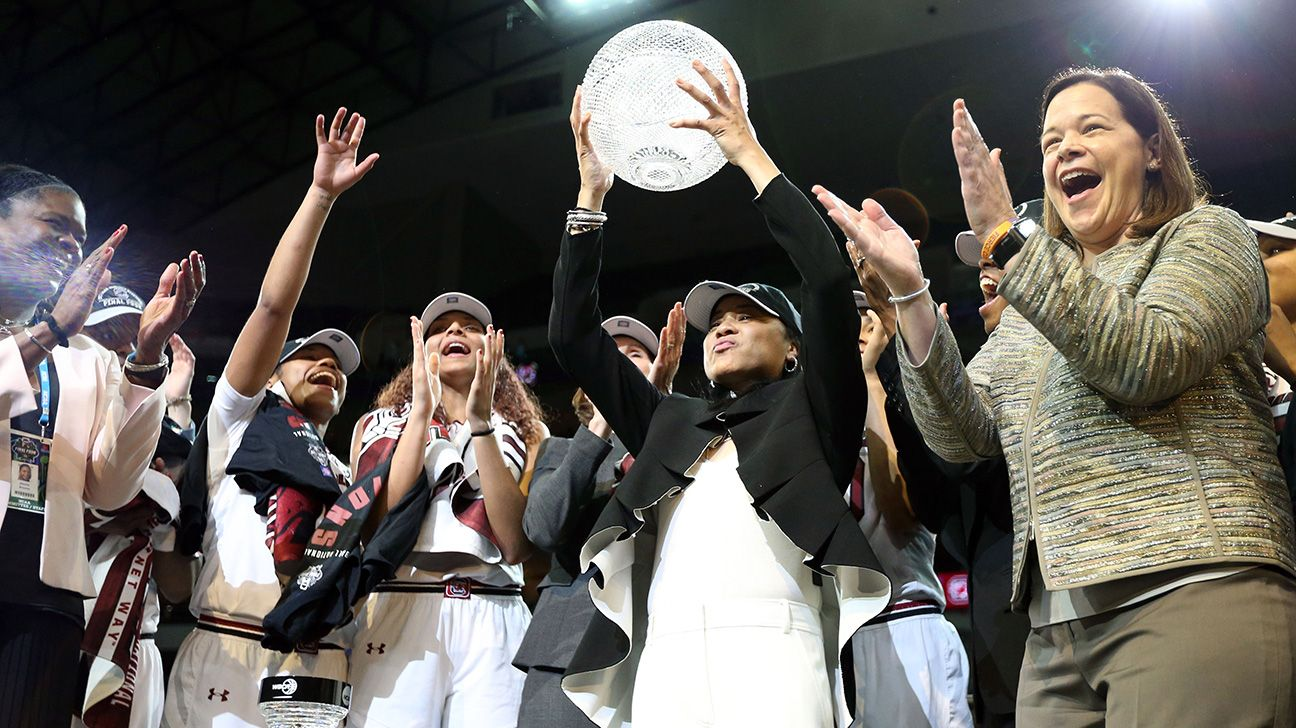 Quiet Riot Celebrating Introverted Kids >> For South Carolina Coach Dawn Staley The Game Is Life And