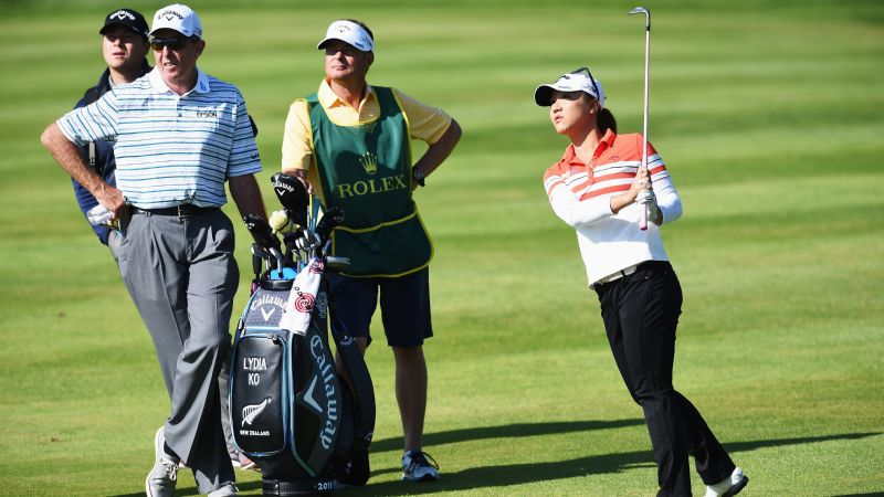 How golfing prodigy Lydia Ko lost her way