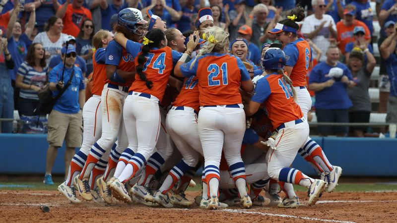 florida gators womens softball roster