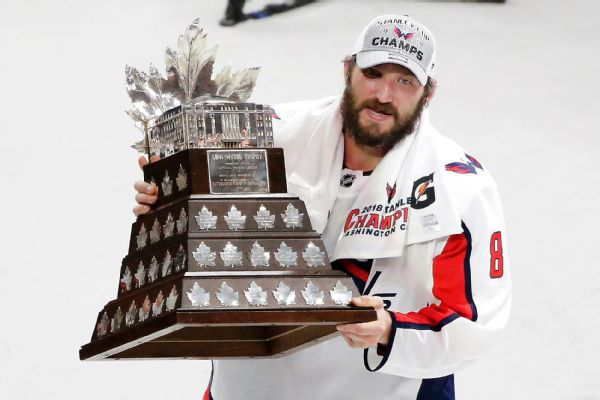 Alex Ovechkin is the fourth European-born player to win the Conn Smythe  Trophy. d61264c7136e