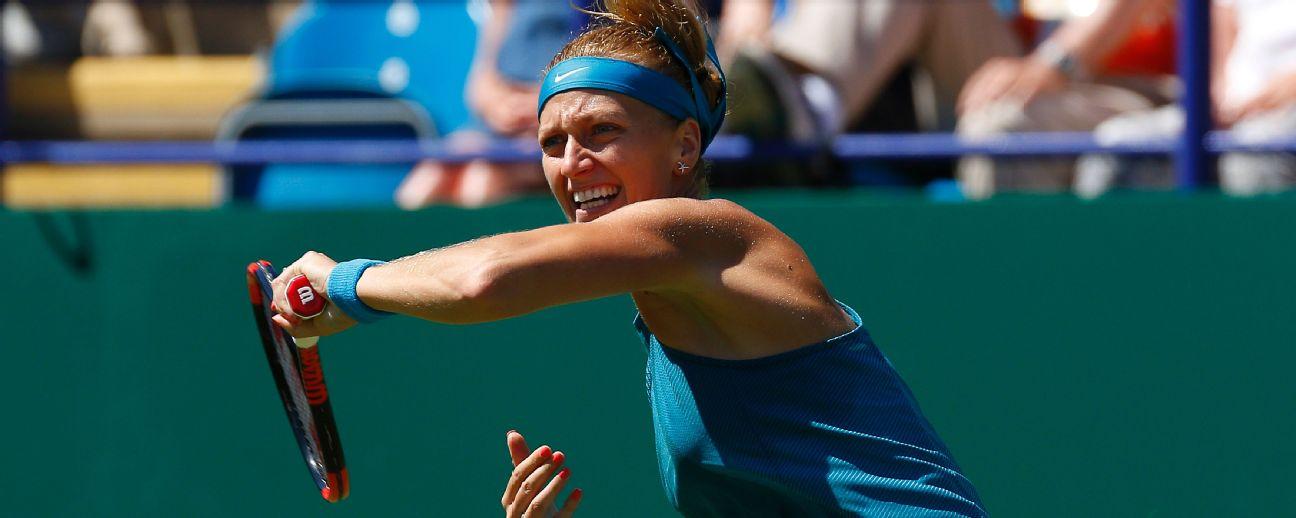Kvitova is the current world No. 8.