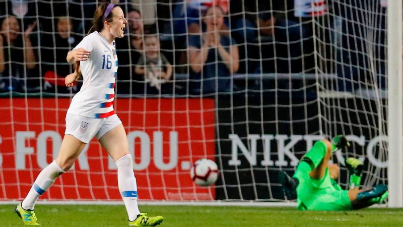 Rose Lavelle is worth the wait as U.S. women beat Brazil to win ... 431c5fb23e
