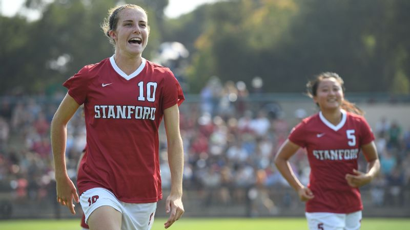 Tierna Davidson skips senior year at Stanford to go pro in NWSL