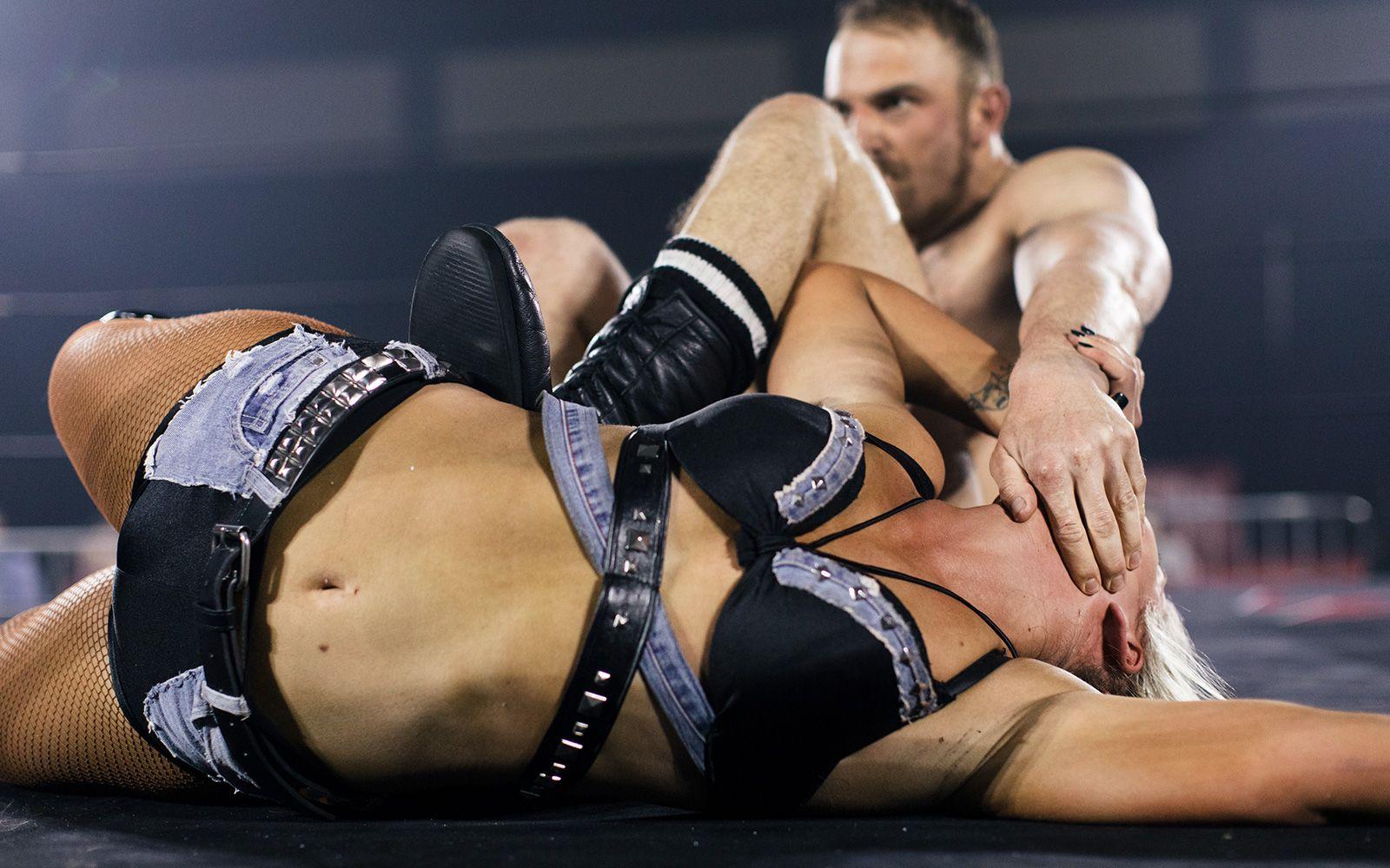 d758749d1d6cf7 Intergender wrestling -- Equality for women, or violence against them?