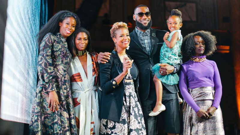 Black women collaborate to design LeBron James latest sold-out sneaker 0d1ad75865