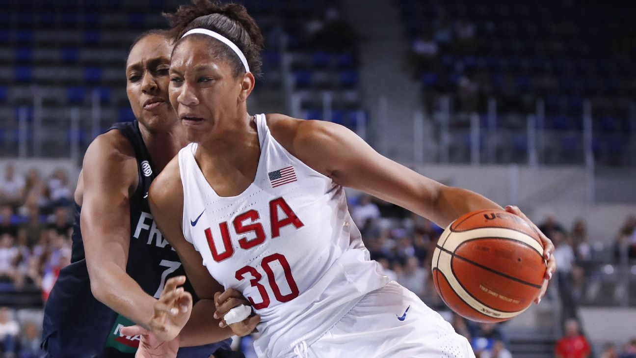 The U.S. women are considered the favorite in the FIBA World Cup, which opens Saturday in Spain. But new faces must have a quick impact for Team USA.