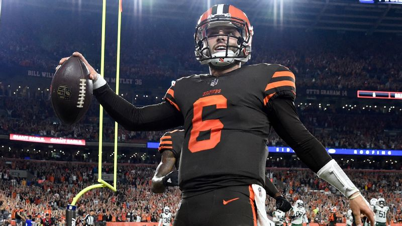 5a4638a3b Cleveland Browns benefiting from Baker Mayfield effect