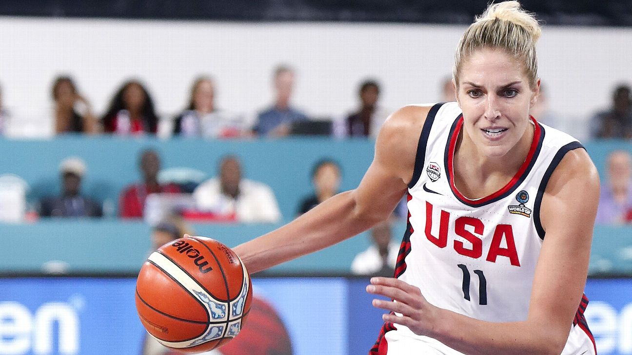 Tied midway through the second quarter, the U.S. went on a 20-6 run en route to a 87-67 victory over Senegal in their FIBA Women's Basketball World Cup opener.