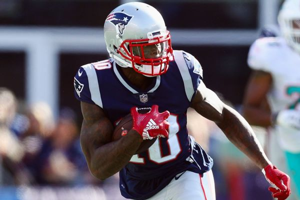 the best attitude 900a7 72ffe New England Patriots WR Josh Gordon vows to make most of ...