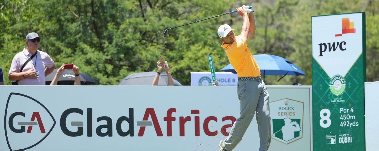 Sergio Garcia was the champion at the Valderrama Masters last month.