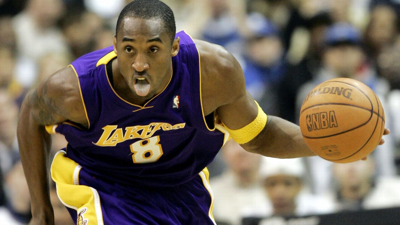 Kobe Bryant averaged a career-best 35.4 points per game in 2005-06.