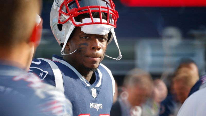 bffbbb3c6 Josh Gordon had solidified his role as the No. 2 receiver on the Patriots  alongside