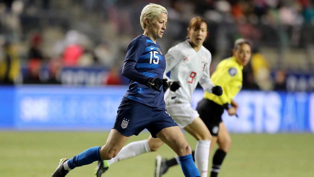 U S  women settle for draw in SheBelieves Cup opener with Japan