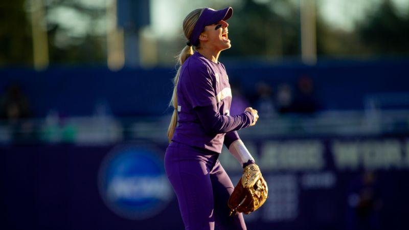 With pride and joy, Washington shortstop Sis Bates becomes
