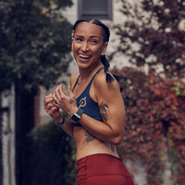 How Robin Arzon, a former non-athlete, became the face of fitness
