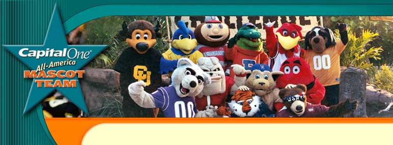 Capitalone 2003 Mascot Bowl