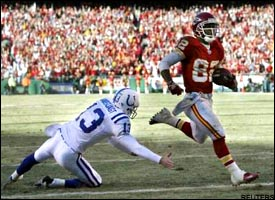 Mike Vanderjagt & Dante Hall