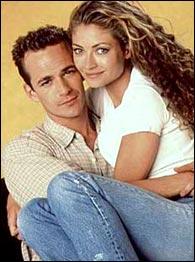 Dylan McKay & Toni Marchette