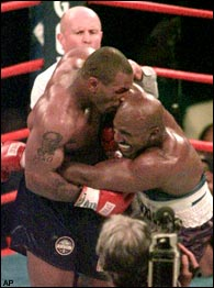Holyfield  Vs Tyson II preview 0