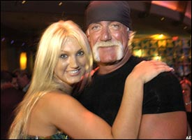 Hulk & Brooke Hogan