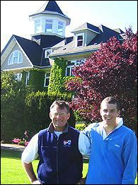 Ian Hyde-Lay & Dennis Carson