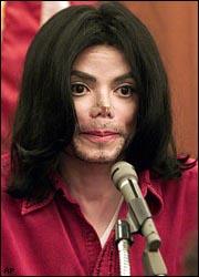 Michael Jackson's nose
