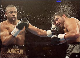 Roy Jones Jr., John Ruiz