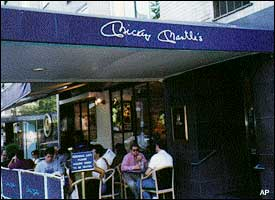 Mickey Mantle restaurant