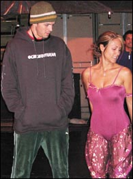 Barry Zito, Leeann Tweeden
