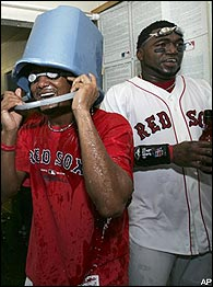 Pedro Martinez, David Ortiz