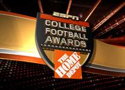 The Home Depot 2005 College Football Awards Show (ESPN, Thursday, Dec. 7, 7-9 p.m. ET)