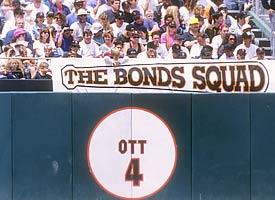 Bonds squad