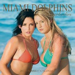 Dolphins cheerleaders