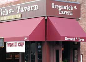 Greenwich St. tavern