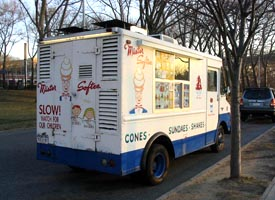 how to find a mr softee truck
