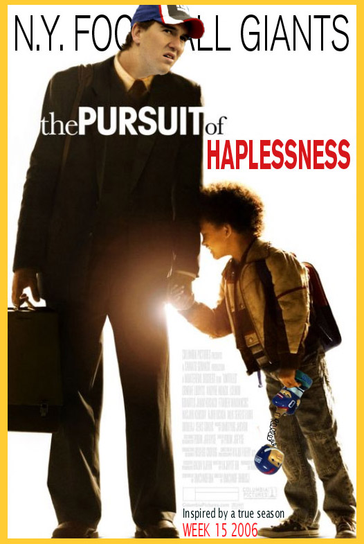 Pursuit of Haplessness