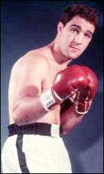 Marciano, a short fighter, got his power from delivering his punches ...