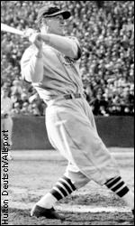 the life and early career of babe ruth Babe ruth biography babe_ruth 'babe ruth' (1895-1948) – influential baseball  star, who dominated the sport in the 1920s and early 1930s.