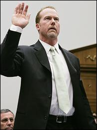 Mark McGwire under oath
