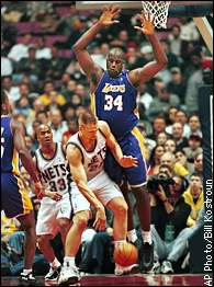 best website 2a3a8 3851f LA Lakers Lakers/New Jersey Nets NBA recap on ESPN