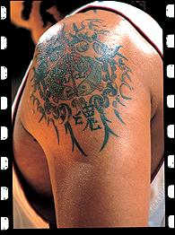 page2 in the paint nba 39 s best tattoos