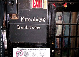 Freddy's Bar & Backroom