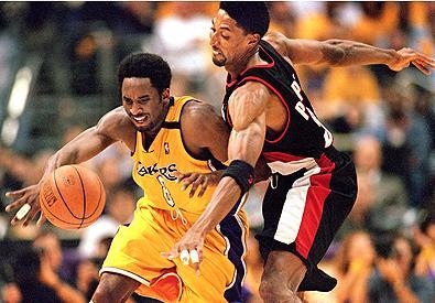 Kobe Bryant, Scottie Pippen