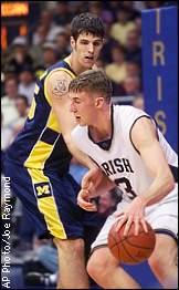 Troy Murphy, Josh Asselin
