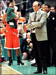 Mid-90s Boeheim, that's J-Dubbs in the background