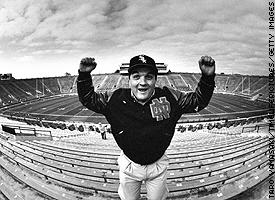 The true story of rudy ruettiger