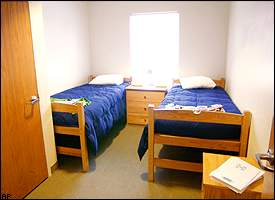Olympic Dorm Room